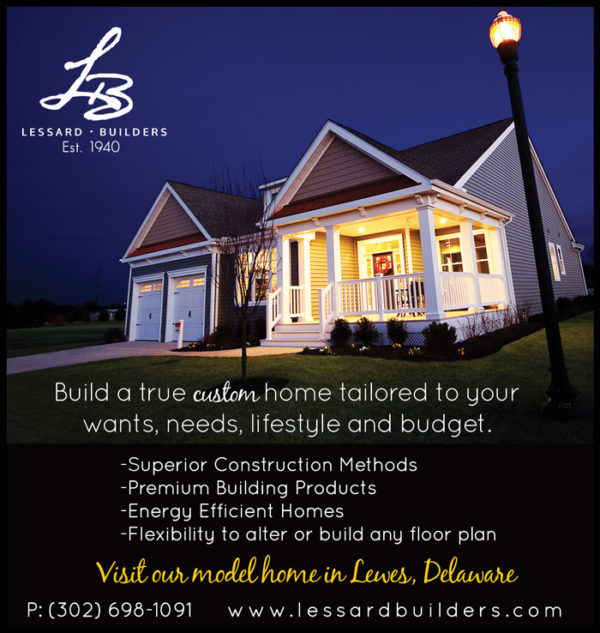 Lessard Builders Delaware Today Ad