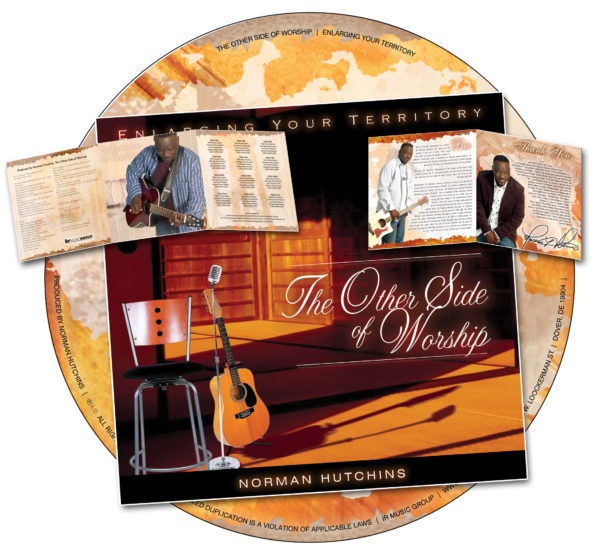 Norman Hutchins – The Other Side of Worship Media Package