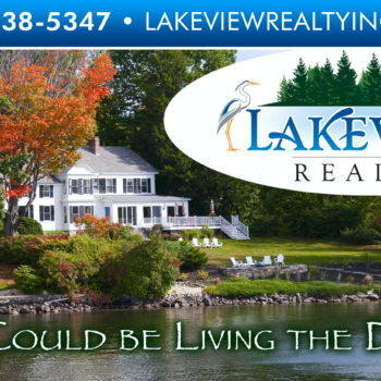 Lakeview Realty Ad Artwork