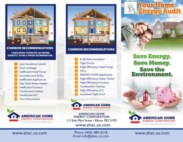 American Home Energy Corporation Brochures