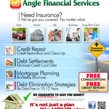 Angle Financial Services Flyer