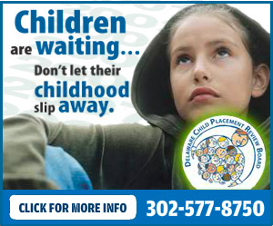 Delaware Child Placement Display Ad