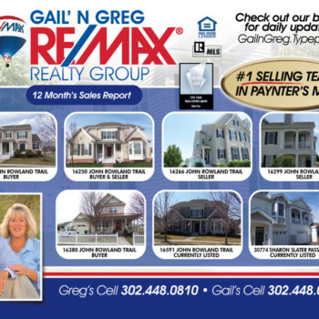 Remax Realty Group Gail n Greg Postcards