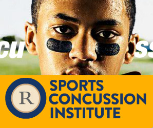 Sports Concussion Institute Display Ad