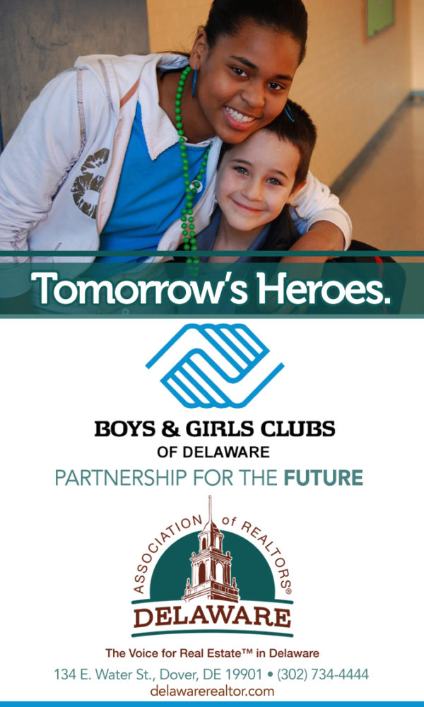 Boys and Girls Club Delaware Ad